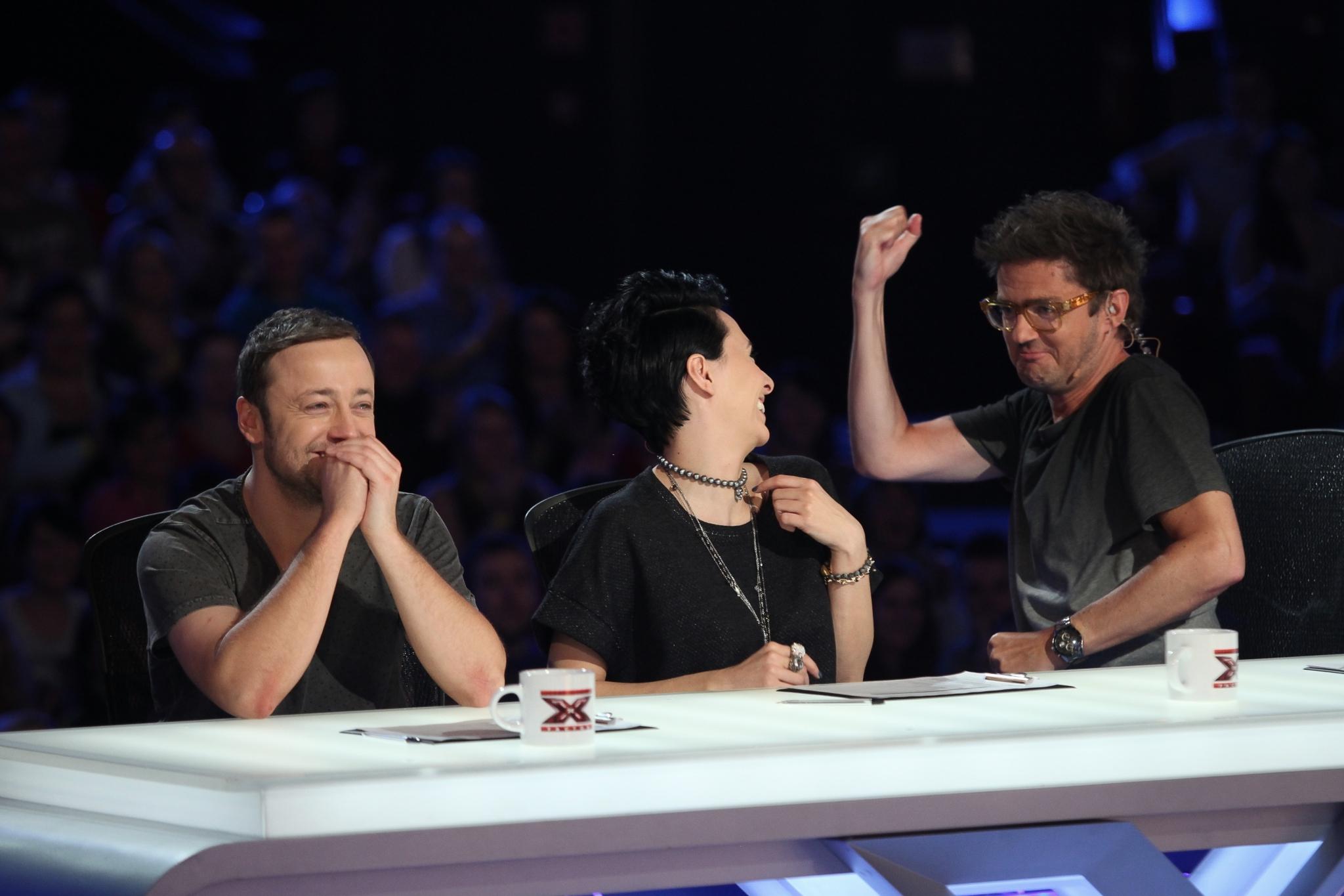 "Jury ""X Factor"" w akcji!"